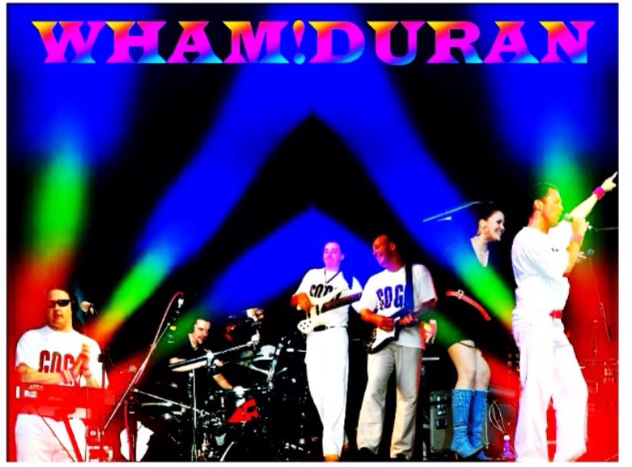 WHAM!DURAN, The official site